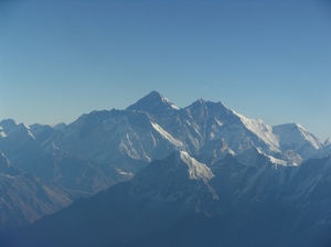 Mount Everest 1/13 by Tripoto