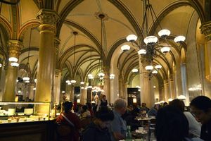 Eating Out in Vienna