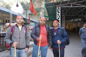 Pilgrimage to the abode of Mata Vaishno Devi