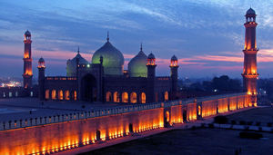 A Tryst with Lahore