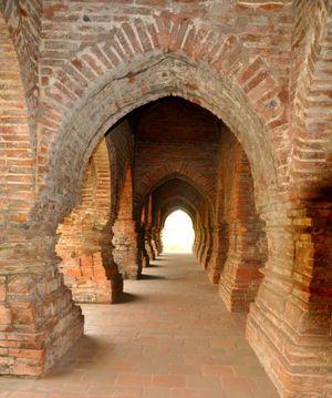 Bishnupur's Temples and Horses