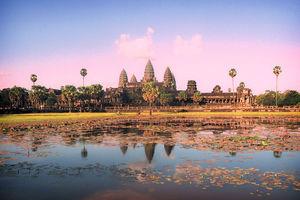 An Astrologer's Day at Angkor Wat,Siem Reap