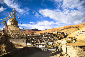 Exploring Mighty Himalayas Part II: Spiti Valley