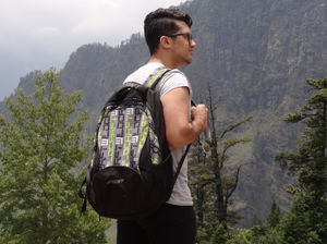 Manali- The one place I never get tired of visiting.