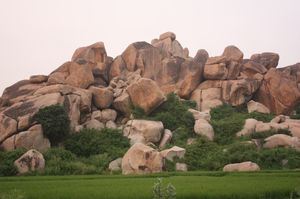 Why You Should Stay At Anegudi And Not Hampi