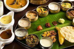 THE places for Onam Sadya this weekend in Mumbai!