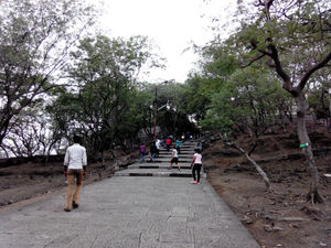Pune's highest point: Parvati Hill