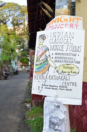 Cheating on my Bucket List for Fort Kochi