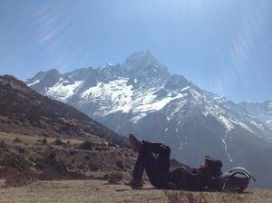 A Trek To Mount Everest
