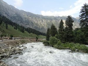 Kashmir Great Lakes Trek: A Himalayan Expedition