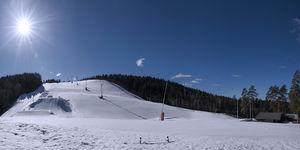 Skiing And Sightseeing At Oslo