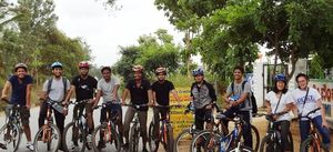 Adventure Cycling in Ramanagaram: Sholay Style!