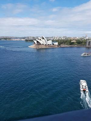 Sydney Harbour Bridge 1/6 by Tripoto