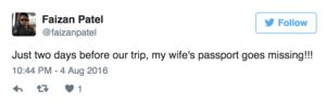 Sushma Swaraj Helps Wife Get Passport As Distressed Husband Goes Solo On Honeymoon
