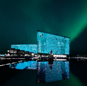 Bye Bye Street Lights, Hello Northern Lights: An Exceptional Nightime Display In Iceland