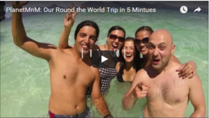 My Round the World Video (in 1 Year) will Make Your Day