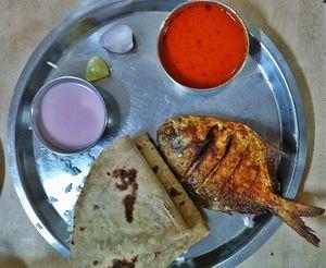 Kokan in my plate