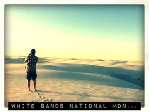 White Sands National Monument 1/5 by Tripoto