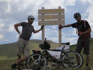 Mountain Biking On The Colorado Trail