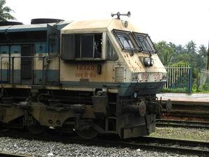 Dudhsagar waterfall: Of trains, tunnels & torrents