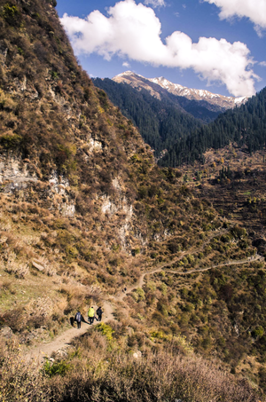 Chill in Himachal – Part 1