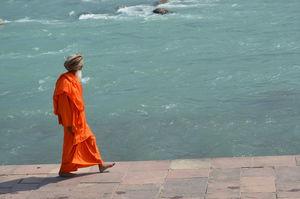 The tranquil Rishikesh