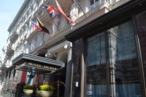 Hotel Sacher Wien 1/5 by Tripoto