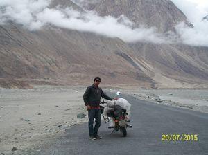 Solo trip from delhi to manali, Leh, srinagar, amritsar, delhi on bike