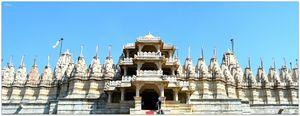 Backpack to Jodhpur, Ranakpur & Kumbhalgad