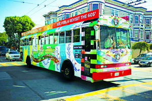 Back to the 1960s!: A Tour of San Francisco