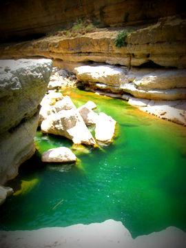 Wadi Ash Shab 1/5 by Tripoto