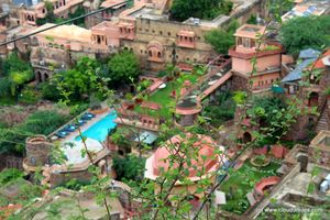 Neemrana Fort Palace – A tryst with history and luxury!!!