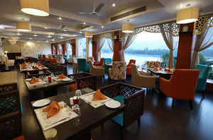 Material and Spiritual comforts at Ganga Kinare - A Riverside Boutique Hotel in Rishikesh