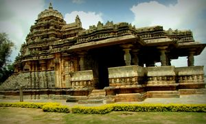 Temples of the Kalyani Chalukyas