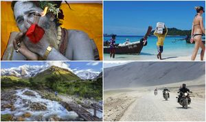 Marijuana, Beaches, Treks, Biking: Here's How Millennials Can Attain Salvation At Char Dham Sites
