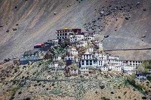 The Gompas of Spiti valley-Key-Kibber-Dhankar