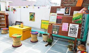 Book Cafes in Delhi