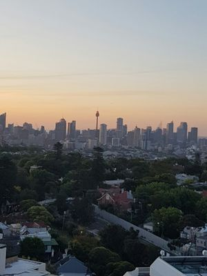 A eye catching week in Sydney