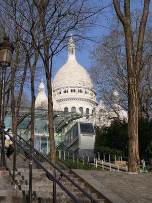 Montmartre: An artist's palette