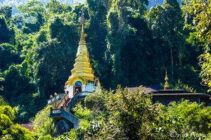 Temple Run – Chiang Dao – Wat Tham Pha Plong