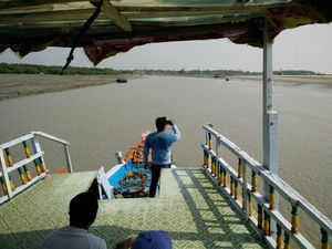 Bakkhali..the pearl of the Ganga Delta