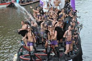 Gay Pride Parades Around the World: Rainbows are Fabulous