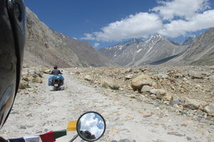 Spiti Valley Bike Trip