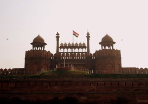 Falling in love with Delhi - Red Fort