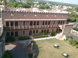 Khimsar – A royal abode