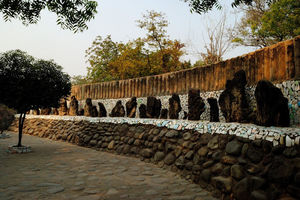 The stuff of childhood fantasies: Rock Garden Chandigarh