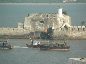 Diu Fort 1/17 by Tripoto