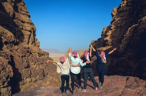 Planning the Ultimate Girls Trip to Jordan