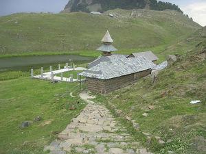 Final Destination – Prashar Lake, finally reached. Day 1