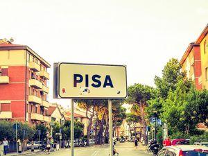 Exploring Tuscany: Leaning towards Pisa